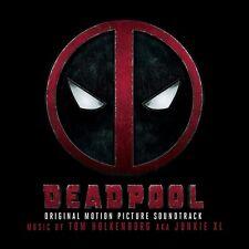 Deadpool ORIGINAL MOVIE SOUNDTRACK Limited GATEFOLD New Colored Vinyl 2 LP