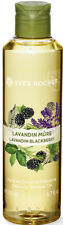 Yves Rocher Shower Oil Lavandin Blackberry Relaxing Silky Softens Skin 200 ml