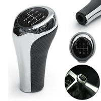 6 Speed Manual Gear Shift Knob For BMW 1 3 5 6 SERIES E81 E82 E90 E91 E92 X1 X3