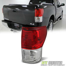 For 2010 2011 2012 2013 Toyota Tundra Tail Light Lamp Replacement Passenger Side