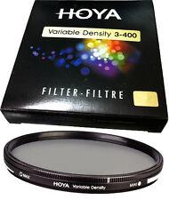 Hoya 67mm Variable Density x3-400 Filter IN1154, London