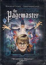 PAGEMASTER (DVD,2009) NEW