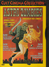 DVD ZONE 1 ASTRO ZOMBIES / CULT CINEMA COLLECTION