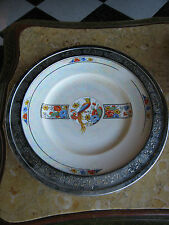 Vintage Forman Bros Porcelain Plate by TST Co