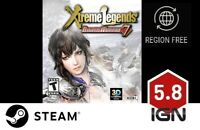 Dynasty Warriors 7: Xtreme Legends Definitive Edition [PC] Steam Download Key