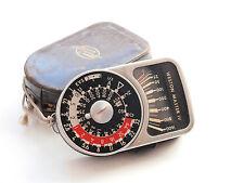 Weston Master IV Photography Light Meters