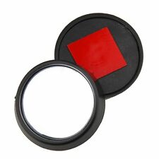 2Pcs Car Vehicle Auto Driver Wide Angle RearView Round Convex Mirror Blind Spot