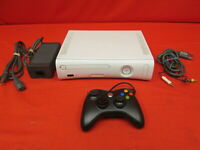 Microsoft Xbox 360 HDMI Video Game Console With Wired Controller 4307