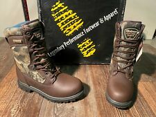 Men's Timbermaster 800 gram insulated hunting boot by Lacrosse