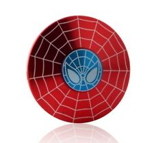 EDC Fidget Hand Spinner red Spider Face Super Hero Kids Toys Torqbar Zinc Alloy