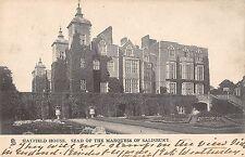 BR80673 hatfield house sead of the marquess of salisbury uk