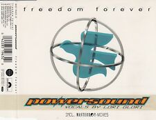 POWERSOUND ‎: FREEDOM FOREVER / CD - TOP-ZUSTAND