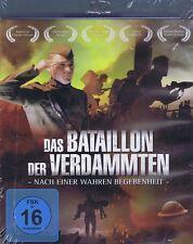 BLU-RAY NEU/OVP - Das Bataillon der Verdammten - Rick Schroder & Jamie Harris
