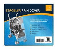 EMERGENCY STROLLER PRAM PUSHCHAIR RAIN COVER UNIVERSAL LIGHTWEIGHT WEATHERPROOF