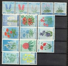 Stamps Lebanon 1964 Flowers mint unhinged