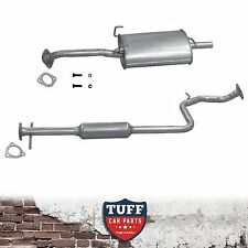 Hyundai Excel X3 Sedan & Hatch Standard Cat Back Exhaust Muffler System New