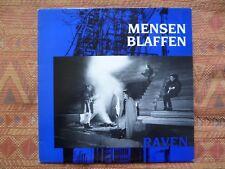 MENSEN BLAFFEN - Raven ( LP - Belgium new wave synth - Dark Wave - NM )