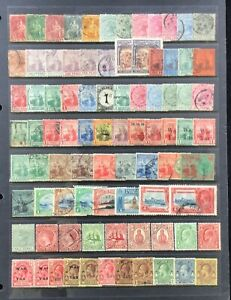 Trinidad/Tobago & Turks & Caicos to George VI mint & used selection.
