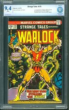 Strange Tales #178 (1975) CBCS Graded 9.4 ~ Magus ~ Warlock ~ Starlin ~ Not CGC