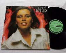 "Edith BUTLER ""S/T"" (Chanson ACADIE) FRENCH LP GAMMA/SPPS (1976) EX/NMINT"