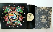 HAWKWIND - X In Search of Space LP with Log Book, Booklet, Fold-Out Cover