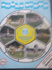 Chester v Rotherham United, 1980-81
