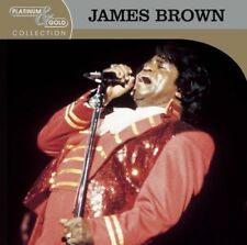 James Brown - Platinum & Gold Collection [New & Sealed] CD