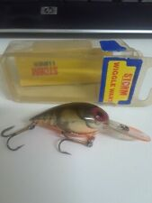 New listing Vintage Pre Rapala Storm Wiggle Wart New in package