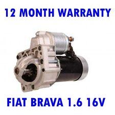 FIAT BRAVA 1.6 16V HATCHBACK 1996 1997 1998 - 2002 STARTER MOTOR