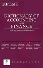 QFINANCE: The Dictionary of Accounting and Finance-ExLibrary