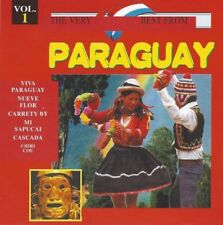 Reina Maria Y Los Mensajeros Del Paraguay - The Very Best From Paraguay CD 1