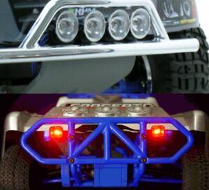 RC LED Lights  for RPM front light bar brake lights 80983 81030 4W2R RPM FTCH