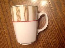 4 Steelite International Albalite Mugs made in England