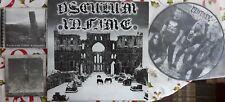 DOR-NU-FAUGLITH AND 2 CDS AND CENTINEX  PICTURE ALBUM