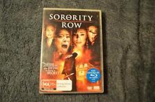 Sorority Row region 4 DVD (2009 slasher horror thriller movie)