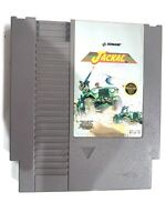 Jackal ORIGINAL NINTENDO NES GAME Tested + Working & Authentic!