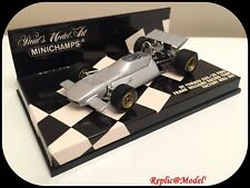 █▓▒★ 1/43 DE TOMASO 505/38 FORD FRANK WILLIAMS MINICHAMPS 400700099 NEUF ★▒▓█