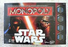 NEW -  Star Wars MONOPOLY Board Game - SEALED!