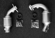2002 2003 Jeep Liberty 3.7L V6 D/Side P/Side Catalytic Converters 16118 & 16119