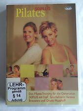 50PLUS PILATES - VERENA BRAUWERS - FITNESS-DVD - NEU & OVP
