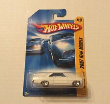 2007 Hot Wheels '66 Chevy Nova White New Models