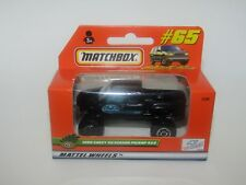 Matchbox Superfast No 65 1999 Chevy Silverado Pickup 4x4 MIB Orange Box