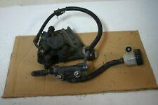 Yamaha FZ1 2006 Rear caliper, rear master brake cylinder
