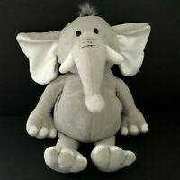 "Target 18"" CIRCO ELEPHANT Plush Gray Stuffed Plush Animal Safari Lovey 2010"