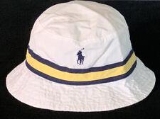 New Polo Ralph Lauren Men's & Women's Pony Beachside Bucket Hat Cap Size S/M