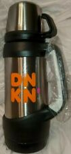 *NEW*SALE* Dunkin Donuts Limited Edition Travel Thermos, Large 32 oz. Free Ship!