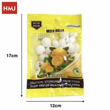Confezione Palline Deodorante Profumata Limone 100Gr hmj