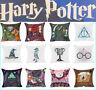 Cartoon Harry Potter Polyester Cushion Cover Sofa Throw Pillow Case Room Decor
