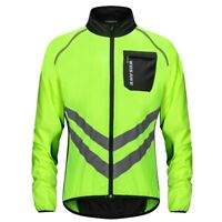 Cycling Jacket Road MTB Bike Bicycle Windproof Quick Dry Rain Coat Windbreaker