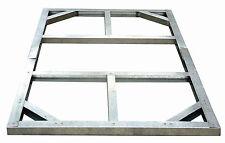 Tepro 7104 Metall Unterkonstruktion für Gartenhäuser Haustyp 1 B-Ware